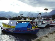 Hafen von Paraty