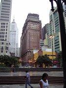Stadtzentrum von São Paulo