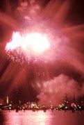 Original: Feuerwerk