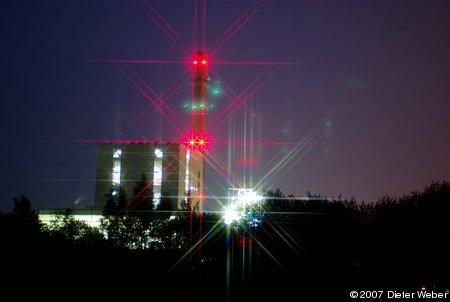 GKK Kiel bei Nacht