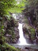 Wasserfall in der Mata Atlantica