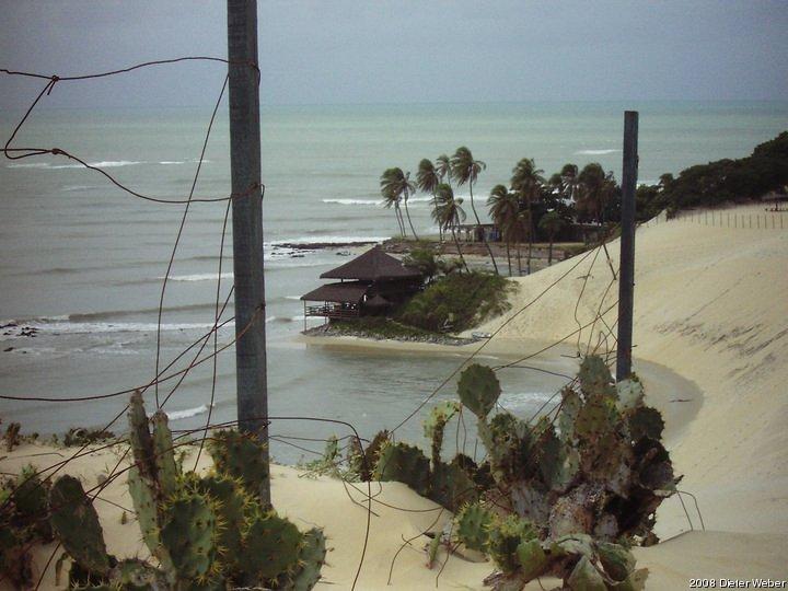 Küste mit Dünen (Genipabu)