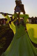 Grüne Lady